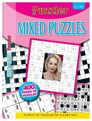 Puzzler Mixed Puzzles (Puzzler Bumper Puzzle Books) Book The Cheap Fast Free