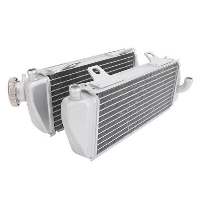 Aluminum Cooler Radiator for KTM XC250 SX250 EXC-F350 SX-F450 SX150 Motorcycle