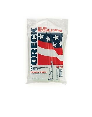 Oreck Celoc Hypo-Allergenic Filter Bags - NEW