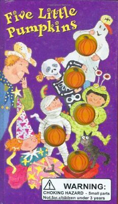 Five Little Pumpkins by Boniface, William Book The Cheap Fast Free Post