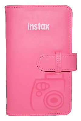Fujifilm 70100136662 Instax Mini photo album Pink Flamingo Pink