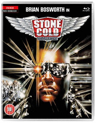 Stone Cold Blu-Ray NEW