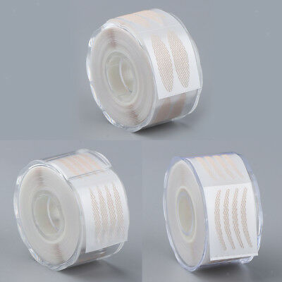 A REEL Invisible Lace Eye Lid Lift Strips Double Eyelids Adhesive Tapes Stickers