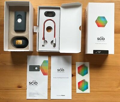 SCiO Pocket Molecular Sensor By Consumer Physics - Complete Package