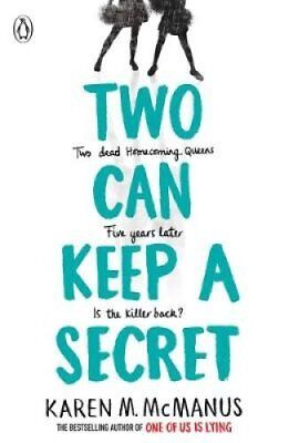 Two Can Keep a Secret by Karen McManus 9780141375656 (Paperback, 2019)