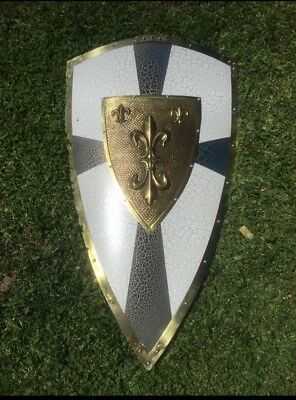 French Medieval Knights Shield 1:1 Scale