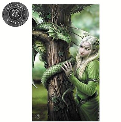 Anne Stokes Cotton Beach Towel  Kindred Spirits - Brand New