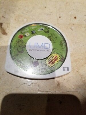 Beavis And Butthead The Mike Judge Collection Volume 3 PSP - UMD Only