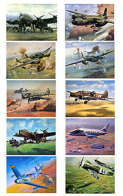 Art wall HD prints oil painting on canvas ww2 war Retro Vintage Fighter Gifts 71