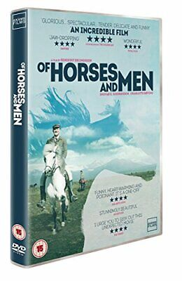 Of Horses And Men [DVD] - DVD  UQVG The Cheap Fast Free Post