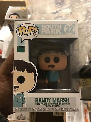 Funko POP! TV: South Park - Randy Marsh 22