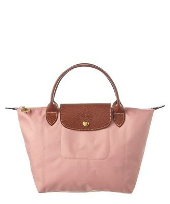 Longchamp  Small Le Pliage  Top Handle Tote Pinky 606ce1851cd21