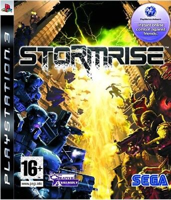 Stormrise Sony PS3 PlayStation 3 Brand New