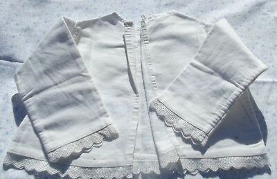 Lot Vintage French Baby clothes dolls jackets bolero tops