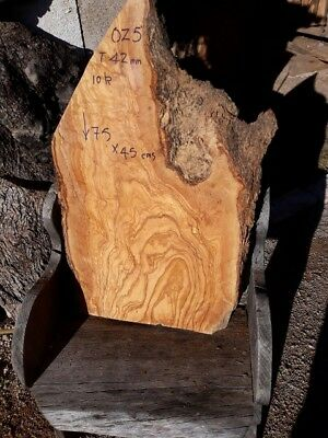 Madera de Olivo slabs boards live edge OZ5 -85 euros, transport incluido UK