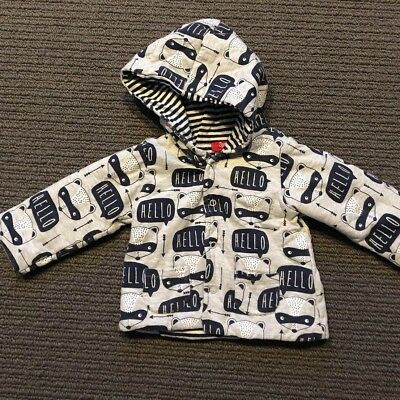 Sprout Padded Warm Winter Jacket Coat Size 00 (3-6 Months)