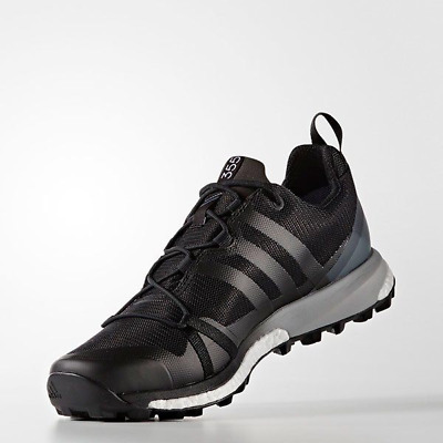 buy online dafa5 52a5a Adidas Terrex Agravic Gtx Goretex Bb0953 Mens Trail Running Shoes Nib Black