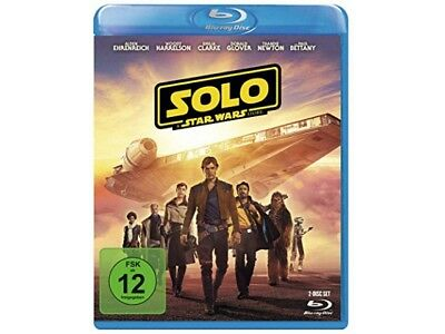 Solo: A Star Wars Story [Blu-ray] - SEHR GUT