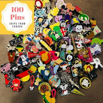 Disney Trading Pins Lot of 100 - Disney Pins in Canada