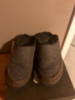 d3562e7273e Pre-owned Men s Size 15 Sorel Falcon Ridge Slippers (Cappuccino)