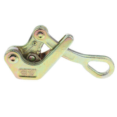 No-slip Cable Wire Puller Insulated Wire Grip Wire Pulling Tightening 1 tons