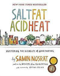 Salt, Fat, Acid, Heat Mastering the Elements of Good Cooking (PDF-KINDLE-EPUB )