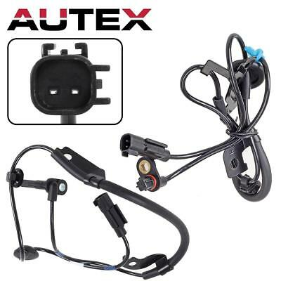 2 X Front Rear Right Side ABS Wheel Speed Sensor For 2008-2011 Mitsubishi Lancer