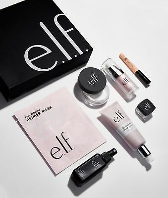 elf, The Prime and Set Vault, Cruelty Free and Vegan