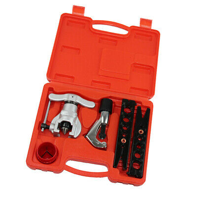 """6~19mm 1/4""""-3/4'' Flaring Tool Ratchet Cone Flaring Tool Kit For Copper Tube"""