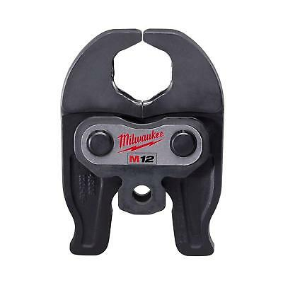 Milwaukee M12 Force Logic Press Tool Jaw 1-1/4 Inch Easy Opening One Hand Use