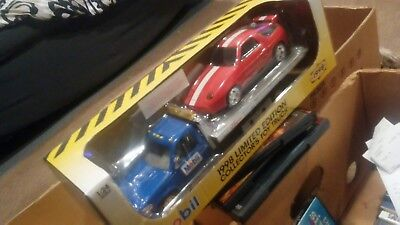 1998 MOBIL TOY TRUCK  LIMITED EDITION 6th IN A  COLLECTORS SERIES 1:24 CHINA