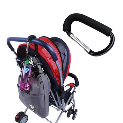Accessories Organizer Clip Carabiners Stroller Holder Shopping Bag Hook