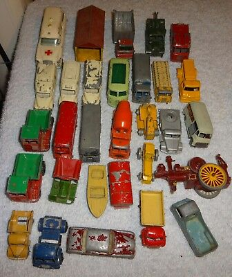 vintage MATCHBOX lesney cars ->   you choose