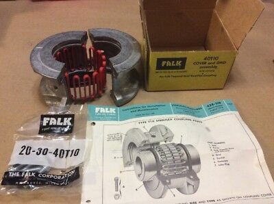 Falk 40T10   Cover And Grid Assembly  B/M 707055  New