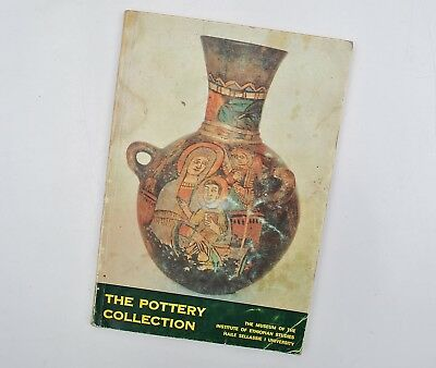 Ethiopian Books The Pottery Collection Of Ethiopia Tribal Arts Ethnographic Book