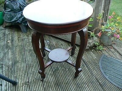Vintage round occasional/ Side Table