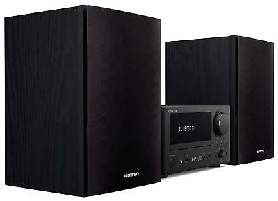 Onkyo CS-375D CD Receiver Stereo System Bluetooth Front USB FM/AM RDS/DAB+ 2-Way