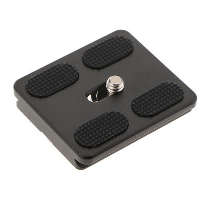 PU-50 Quick Release Plate QR Clamp for Arca Swiss Tripod Ball Head - 38.5mm