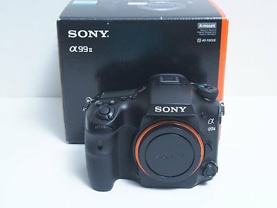 Sony Alpha A99 II 42.4MP Digital SLR Camera - Black (Body Only)  Excelent++