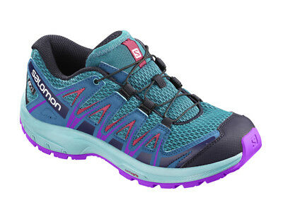 new product 4497b b3677 SALOMON KINDER OUTDOOR Schuhe XA PRO 3D CSWP Gr 35 Wanderschuhe Neu