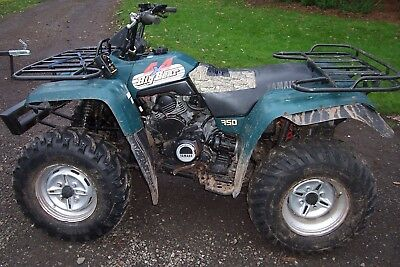 Yamaha Big Bear 350 4x4 farm quad