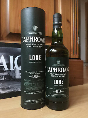 Laphroaig Lore, 0,7 Liter, 48,0 % Vol., Islay Single Malt Whisky
