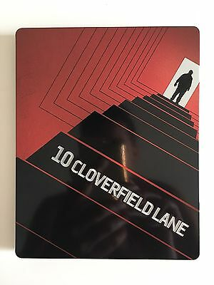 Calle Cloverfield 10 (10 Cloverfield Lane) (Blu-ray Steelbook)
