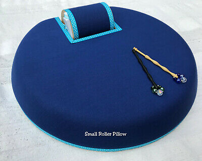 Bobbin Lacemaking Roller Pillows made by Harlequin. 2 sizes available