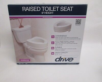 Super Drive Medical Raised Toilet Seat With Lock Standard Seat 6 Pdpeps Interior Chair Design Pdpepsorg