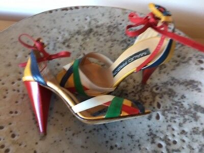 MAUD FRIZON Vintage Sandal Heels for the COLLECTOR