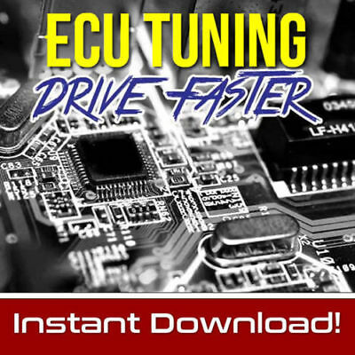 ECU Chip Tuning Files 100,000+ Remap Database + Software Mpps Galletto NEW 2019