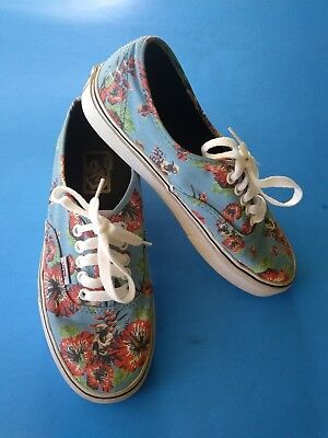 1f0edfc0167a63 Vans Aloha Yoda Star Wars Lace Up Sneakers Women s 8 New Laces Collectible