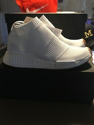S32191 Yeezy Ultra Boost  san francisco ADIDAS NMD CS1 City Sock PK White  Gum Size 10.5. BA7208 ultra boost ... c926055501