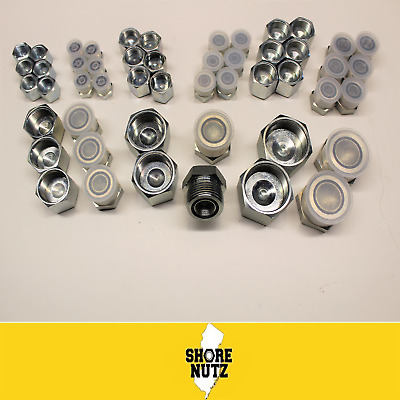Free Shipping With Case! 24 Piece Face Seal Cap And Plug Kit FS304C And FS2408